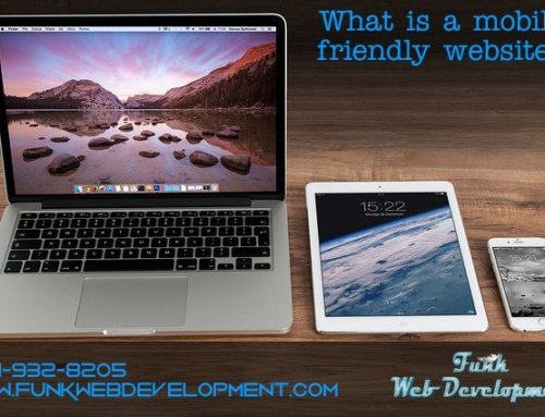 What is a mobile friendly website?